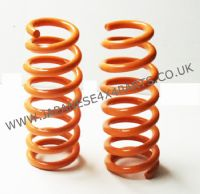 Mitsubishi Shogun 3.2DID (V88-SWB / V98-LWB) (09/2006+) - Front Suspension Coil Spring Pair